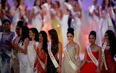 Miss World Swimsuit Round Will Be Removed in 2015