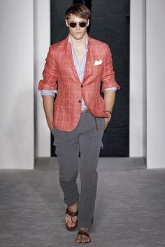 Sport jacket (Michael Bastian Spring 2013)
