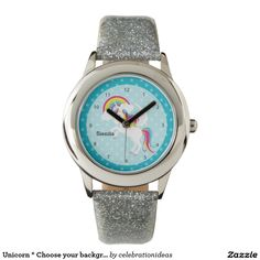Sold #Unicorn #Watches #kids #fantasy #horse Available in different products. Check more at www.zazzle.com/celebrationideas