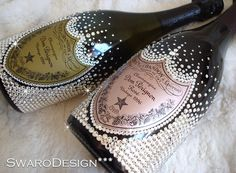 Swarovski Champagne  via Mrs Bunny Dell via Song ben