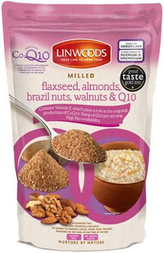 REPLICATE THIS - Flaxseed {Linwoods Health Foods}