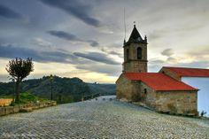 Longroiva church ; Concelho da Mêda , Douro Superior , Portugal