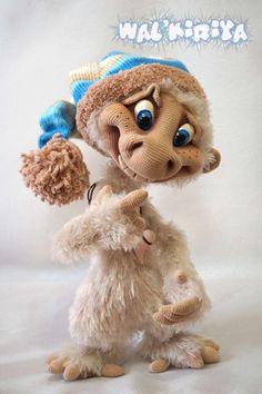 Cutest little Yeti ever imagined!