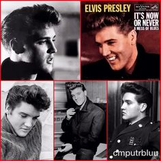 "August 15, 1960 - Elvis Presley started a five week run at No.1 on the US singles chart with 'It's Now Or Never', also No.1 in the UK. It was Presley's first post-army No.1. The song which was based on the Italian song, 'O Sole Mio', but the inspiration for it came from the song, ""There's No Tomorrow"", recorded by U.S. singer, Tony Martin, in 1949. The lyrics were written by Aaron Schroeder and Wally Gold. - THIS IS NOT MUSIC, THIS IS A TRIP: http://instagram.com/cmputrbluu  #thisdayinmusic‬"