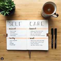 This post is an inspirational list of mental health bullet journal layouts including trackers, self-care lists, gratitude pages, etc. journal Bullet Journal Layouts to Help Manage Your Mental Health Bullet Journal Planner, Self Care Bullet Journal, Bullet Journal Ideas Pages, Bullet Journal Inspo, My Journal, Journal Pages, Bullet Journals, Bullet Journal Mental Health, Bullet Journal Goals Page
