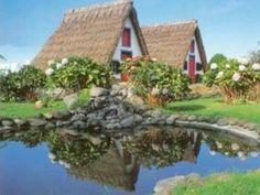 Casinhas de Santana - Madeira