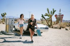 BB Dakota's diffusion line, Jack by BB Dakota has recently launched its spring 2016 lookbook with a road trip theme. Starring models Isabella Peschardt and Jess Morrow, the duo poses for Ali Mitton in breezy separates and dresses. From lingerie inspired dresses to feminine floral prints, the new collection is great for the girl on …