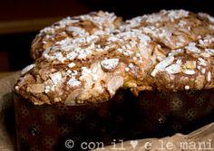 Colomba pasquale con macchina del pane