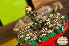 Olha que tema diferente e super criativo para os meninos!!!Hoje tem Festa Exército Camuflado!!Imagens do Facebook Ilana Signorelli.Lindas ideias e muita inspiração.Uma semana maravilhosa para to...