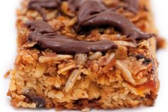 """""""Why buy commercially made muesli bars when they are so easy to make? This recipe is also great for beginner cooks. Cooking For Beginners, Beginner Cooking, Cooking Tips, Cooking Recipes, Cooking Games, Strawberry Yogurt Muffins, Lunch Box Recipes, Lunchbox Ideas, Bar Recipes"""