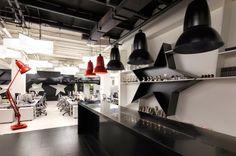 Leo Burnett Moscow / Nefa Architects / Alexey Knyazev / Giant1227 Lamps