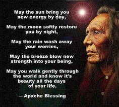 Beautiful blessing.