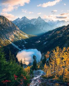 Cascade National Park, North Cascades National Park, Bergen, Places To Travel, Places To See, Image Princesse Disney, All Nature, Travel And Leisure, The Great Outdoors
