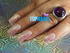 "topnailschile: ""  Uñas Acrílicas y decorado Gel Glitter 💅(Acrylic nails decorated Glitter Gel) 💅 🌺Hazte Fans o Me Gusta 👍 en https://www.facebook.com/topnails.cl 🌸 🇨🇱www.topnails.cl ☎94243426, saludos Beatriz """