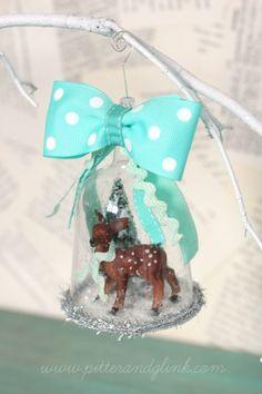 17 Dollar Store Christmas Decor DIYs