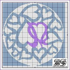 www.brigittedadaux.com Lots of free cross stich patterns with downloadable PDFs. In French.