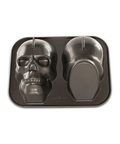Loving this Skull Pan on #zulily! #zulilyfinds