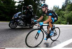 Giro d'Italia 2014 - Stage 18 - Dario Cataldo (Team Sky)