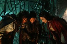 "Once Upon A Time ""Ruby Slippers"" S5EP18"
