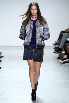 Rebecca Taylor | Fall 2014 Ready-to-Wear Collection | Style.com #NYFW