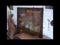 Portfolio binder in the making - part 3
