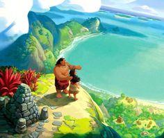 Moana: lexi_niccole Deco Disney, Disney Love, Disney Magic, Disney Art, Walt Disney, I Am Moana, All Disney Movies, Kubo And The Two Strings, Princess Moana