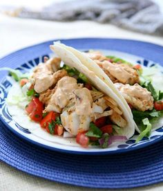 Grilled Fish Tacos with Chipotle Aioli