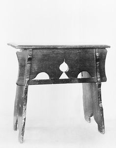 Stool | England, Great Britain (made) | 1480-1520 (made) | Unknown (production)