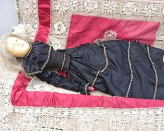 Victorian Mourning Doll