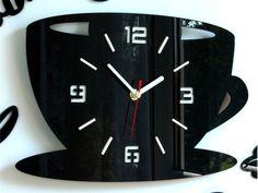 Die moderne Wanduhr Tasse ist sehr effektives Beiwerk, das Charakter von Ihrer Küche betont. Die Uhr messt nicht nur Zeit ab sondern auch hilft uns bei der Mahlzeitenvorbereitung. Sie ist auch ein...