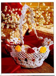 Magic crochet № 151 - Edivana - Álbuns da web do Picasa...free pattern!