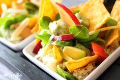 Quinoa-Tacco Salat