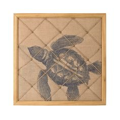 Turtle on Linen Note Board https://joyfulhomegoods.com/collections/wall-decor/products/sterling-industries-turtle-on-linen-note-board-351-10193?variant=20311083911 Free gift for our Pinterest fans! $5 gift card, use code PIN5 to redeem!