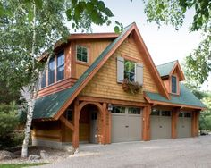 Traditional Garage And Shed Design, Pictures, Remodel, Decor and Ideas - page 6