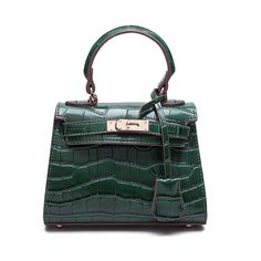 Mini bags crocodile designer handbags high quality woman bags 2017 bag handbag fashion handbags small bag Green Sliver Black