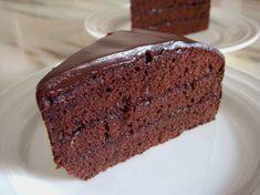 HEALTHY DESSERT: PALEO CHOCOLATE CAKE RECIPE