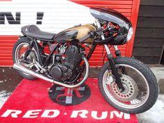 ヤマハ SR400 カフェレーサーコンプリート 【中古バイク】|新車・中古バイク カスタム/改造パーツ 札幌のレッドラムモーターサービス|ドゥブログ