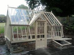 Greenhouse design ideas.