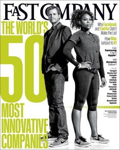 Fast Company (US): Western Governors University was #28 in 2013. How awesome is that?!?!?