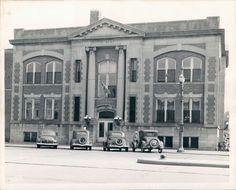Kenosha City Hall (Downtown 56th St.) - July 2, 1941 - Kenosha, WI