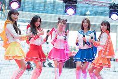 CRAYON POP - Soyul + choA + Ellin + Geummi + Way