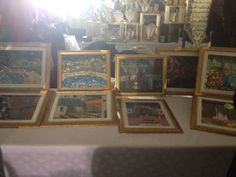 My Sequin pictures at Hilton Craft Fair