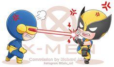 #xmen #wolverine #cyclops