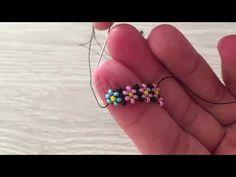 Daisy Eyeglass Lanyard, Necklace, Bracelet, Bangle, Ring Making Beaded Jewelry, Wire Jewelry, Beaded Bracelets, Lanyard Necklace, Rope Necklace, How To Make Rings, Ankle Chain, Ankle Bracelets, Toe Rings