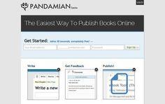 Pandamian, escribe y publica libros en línea