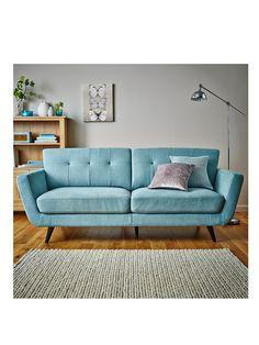 32 Best Sofas modern retro inspired images | Modern couch, Modern ...