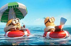 Minions Friends, Happy Minions, Minions Bob, Happy Birthday Minions, Minions Despicable Me, Minions 2014, Funny Minion, Funny Jokes, Smileys
