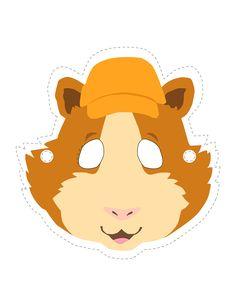 Linny the Guinea Pig Mask - Nick jr.