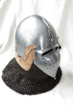 klapenvisier Sitten, 1360
