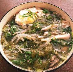 舞茸もやしデトックススープ Best Soup Recipes, Chicken Soup Recipes, Healthy Soup Recipes, Lunch Recipes, Cooking Recipes, Asian Recipes, Ethnic Recipes, Vegetarian Lunch, Light Recipes